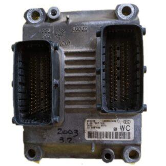 Computadora Cadillac 2003 CTS 3.2L 1039S01483 WC